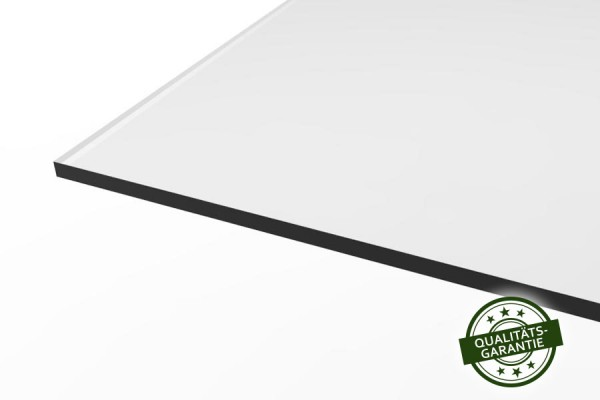 Policomp® Massivplatten 4mm - Alternative zu Acrylglas oder Makrolon